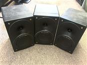 PRO STUDIO SURROUND SOUND SPEAKERS (QTY-3)S104CR